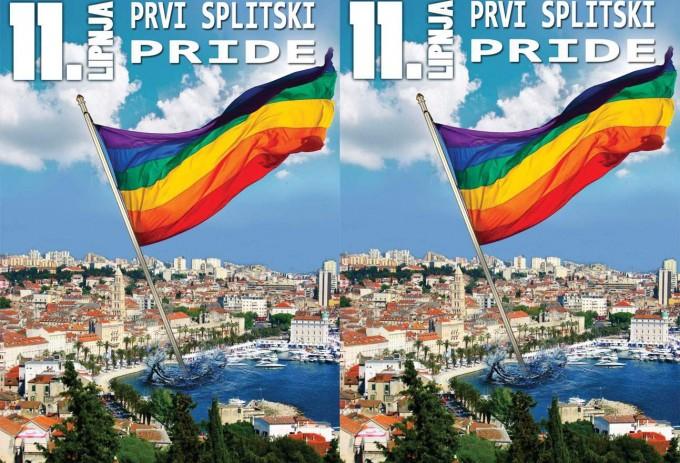 11. lipnja – Prvi splitski Pride