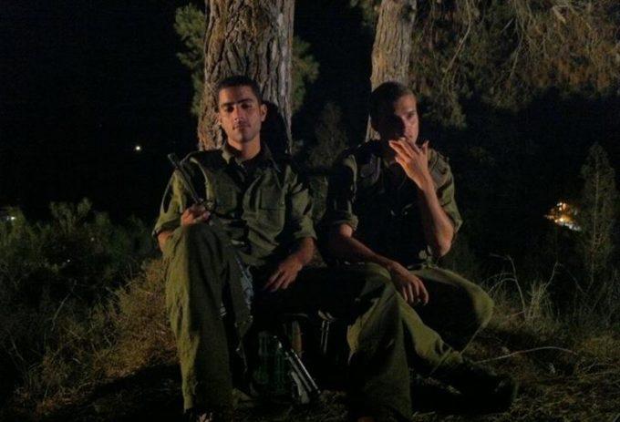 Vojnici na strazi