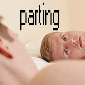 parting