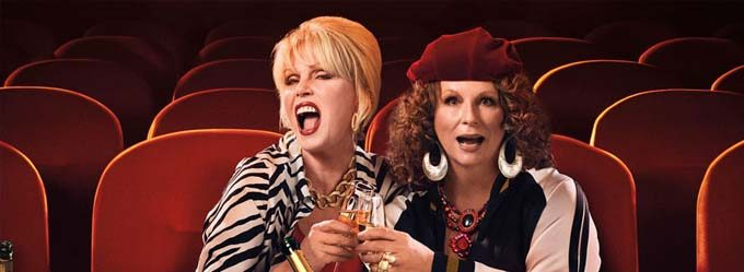 Igrani film: Absolutely Fabulous The Movie