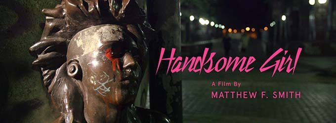 Kratki film: Handsome Girl
